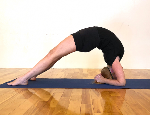 Dwi Pada Viparita Dandasana: