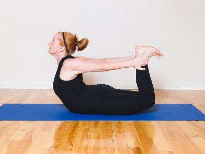 dhanurasana  united yoga montreal
